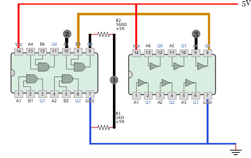 Using Logic Gates